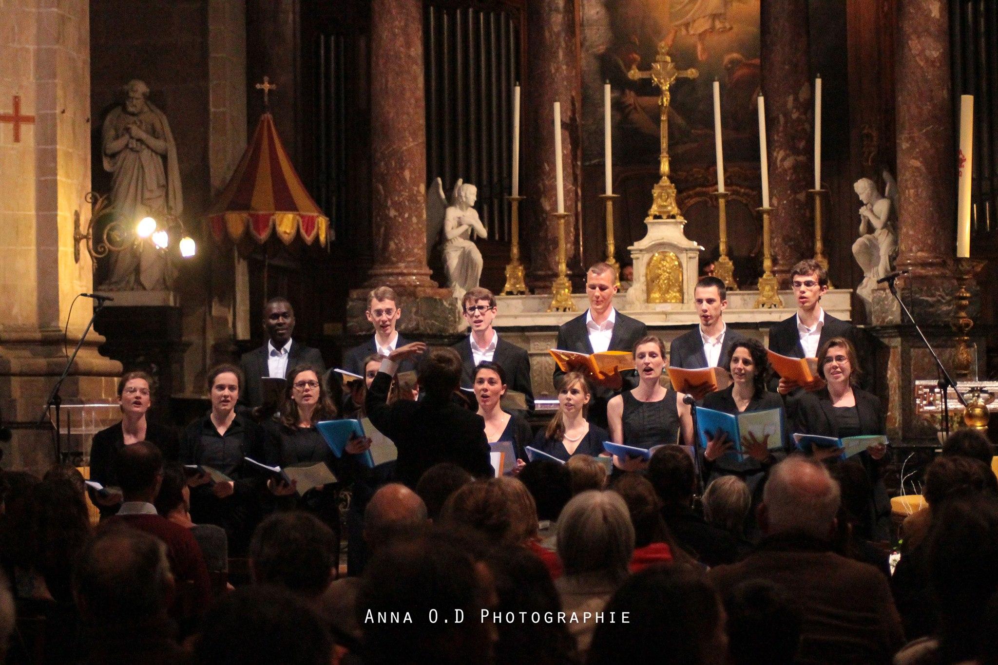 Concert de la Chorale Exultemus